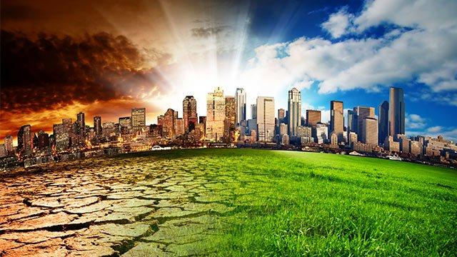 الحفاظ على البيئة أو عندما يبحث السارق عن المسروق...