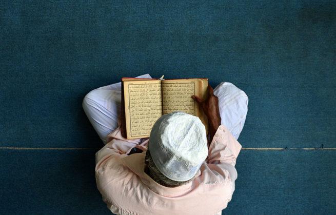 قصتي مع القرآن: ثلاثة شخصيات وستة روابط